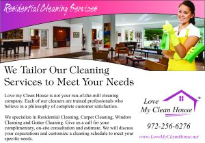 How Much Does It Cost To Hire A House Cleaning Company In